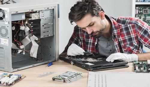 mantenimiento de computo
